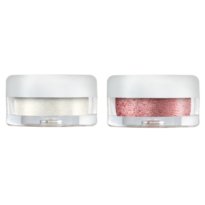 LECENTE  PINK LACE & PEARLESCENT CHROME DUO 2019