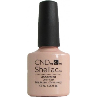 SHELLAC CND UNCOVERED 7.3ML