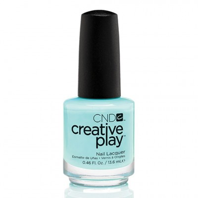 CND Creative Play Nail Lacquer - Amuse Mint [492] 13.6ml