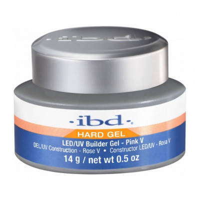 IBD PINK BUILDER GEL .5 OZ