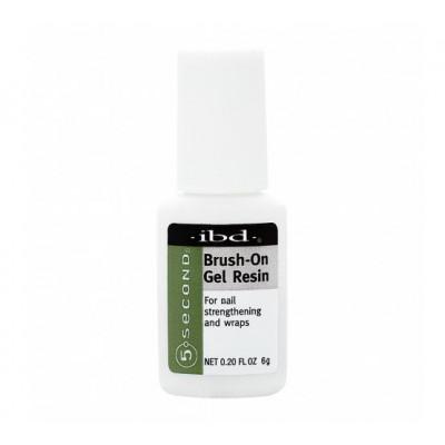 IBD 5 SECOND BRUSH-ON NAIL GLUE  6GR