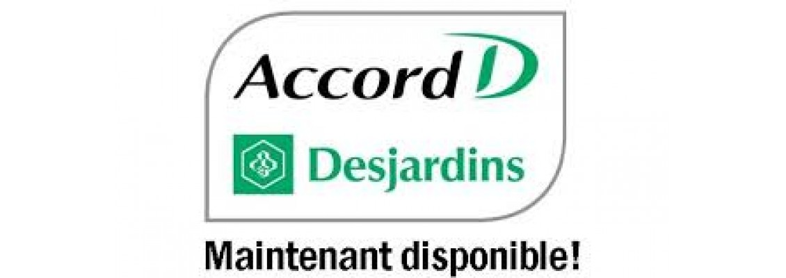 ACCORD D   MAINTENANT DISPONIBLE